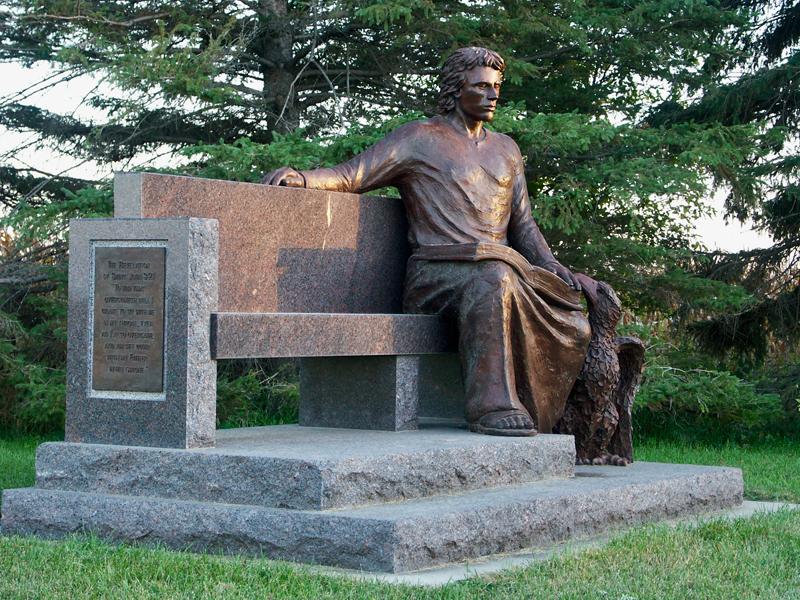 St John, Doug Holtquist, Holtquist.com, outdoor sculpture